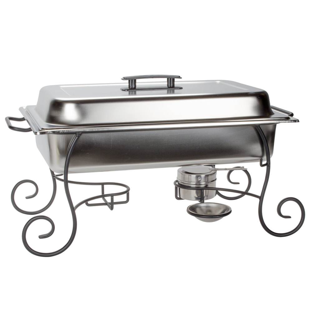 Picture Of A Chafing Dish Set 8 Qt