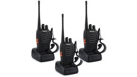 Image of a Two-Way Radio Set of 3