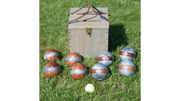 Picture of a Bocce Game Set