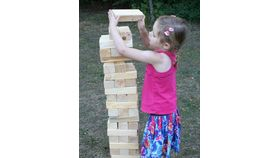Image of a Giant Jenga Game Set