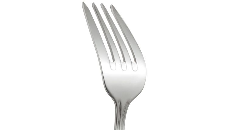 Picture of a Fork, Dessert/Salad