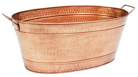 Image of a Beverage Tub, COPPER MEDIUM