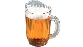Image of a Beverage Pitcher, PLASTIC