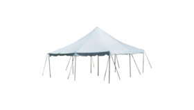 Image of a 20 X 20 TENT