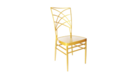 Image of a Empire Chair Gold