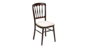 Image of a Versailles Chair Mahogany