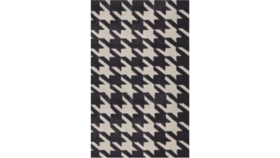 Image of a Houndstooth Rug