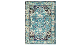 Image of a Blue Oriental Rug
