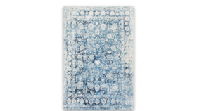 Image of a Aerial Blue Rug