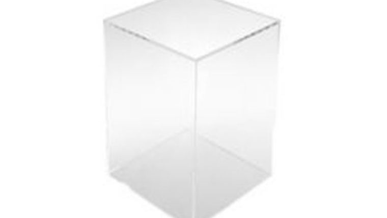 Picture of a Acrylic Pedestal