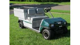 Image of a Golf cart cooler