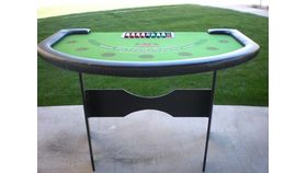 Image of a Blackjack Table w/ Dealer
