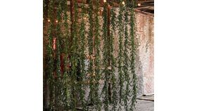 Image of a Garland Backdrop