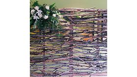 Image of a Stick Wall Backdrop