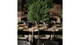 Image of a Artificial Tree Centerpiece