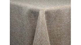 """Image of a 72"""" x 72"""" Real Burlap Tablecloths"""