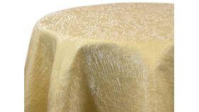 Image of a Maize Iridescent Crush Napkins