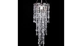 Image of a Anastasia Silver Diamante- Inner