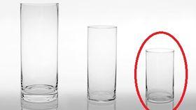 """Image of a 6"""" Cylinder Vases"""