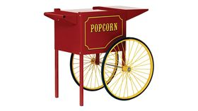 Image of a Popcorn Machine Stand