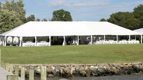 Image of a 40' x 90' Frame Tent Only