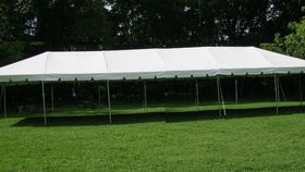 Image of a 20'X60' Frame Tent Only