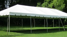 "Image of a 20'X50"" Frame Tent Only"