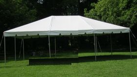 Image of a 20'X30' Frame Tent (Only)