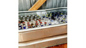 Image of a Feed Trough