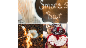 Image of a Smores Bar