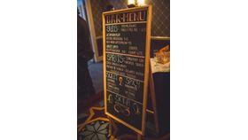Large Freestanding Chalkboard image