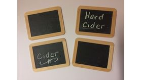 Image of a Medium Chalkboard Signs