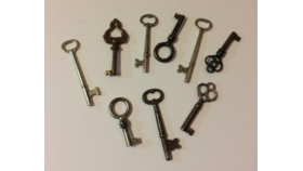 Image of a Vintage Keys