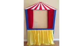 Image of a Puppet Show Set
