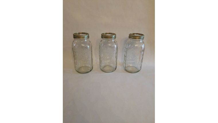 Picture of a Large Mason Jars