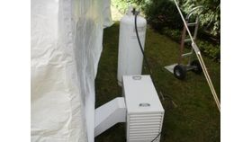 Image of a Propane Tent Heater - 170,000 BTU (with diffusor)