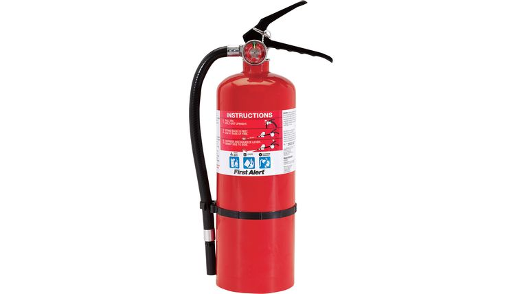 Picture of a Fire Extinguisher