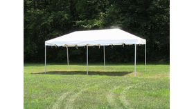 Image of a 15' x 20' Frame Tent