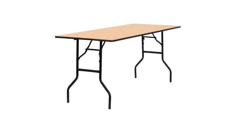 "Image of a 6'x30""x23""H Kids Table"