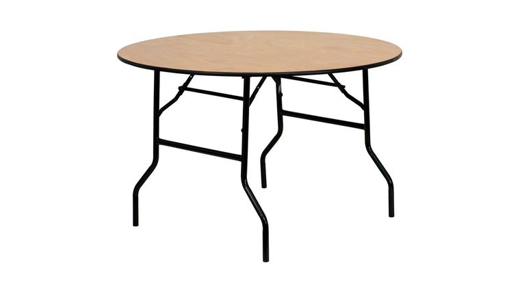 Picture of a 4' Round Table