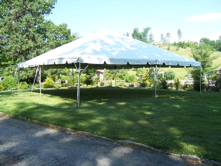 Picture of a 30u0027 x 30u0027 Frame Tent & 30u0027 x 30u0027 Frame Tent rentals online - $800/day