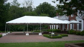 Image of a 30' x 50' Frame Tent