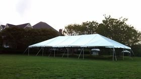 Image of a 30' x 60' Frame Tent