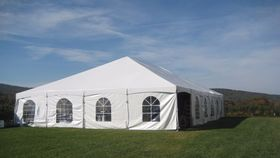 Image of a 40' x 60' Frame Tent