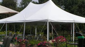 Image of a 20' x 30' Pole Tent