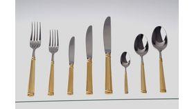 Gold Acropolis Dinner Fork image