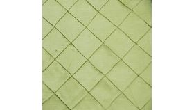 """Image of a Pintuck - Sage Tablecloths (108"""" Round)"""