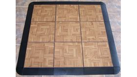 Image of a Outdoor 'Simwood' Dance Floor 3' x 3'