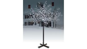 Image of a 7' LED Blossom Tree