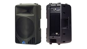 Image of a Alto Speaker with Built-In Amp